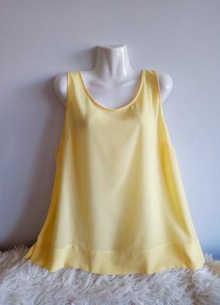 Блуза жёлтая, от primark, р. 20/4xl/48