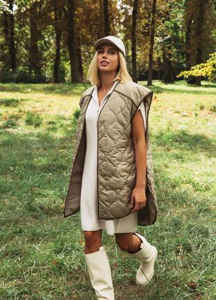 H&m новая коллекция жилет