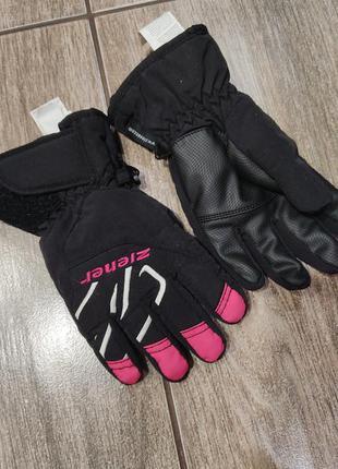 Зимние фмрменые  краги,  теплые перчатки,термо рукавицы