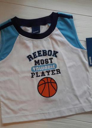 Детская футболка reebok