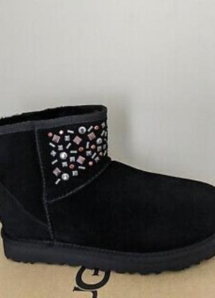 Ugg  угги оригинал australia womens classic  mini stud ii boot