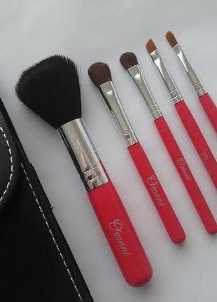 Набор кистей для макияжа ovonni-5 w/mirror4