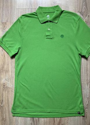 Мужская хлопковая поло футболка nike sportswear