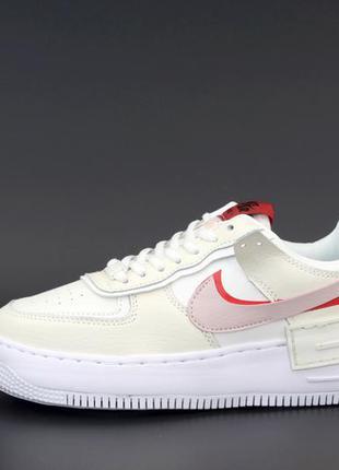 Хит продаж женские кроссовки nike air force 1 наложка