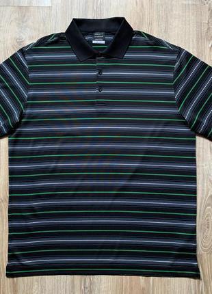 Мужская классическая спортивная поло футболка nike golf