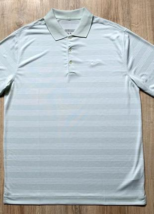 Мужская спортивная поло футболка для гольфа nike tour performance