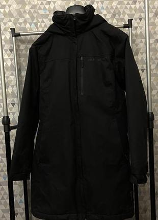 Осінь - зима куртка helly hansen з карюшоном