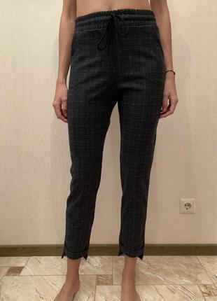 Штаны тёплые, брюки тёплые шерстяные, кашемировые брюки, теплі штани
