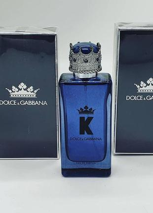 Dolce&gabbana k парфюмированная вода корона, чоловічі парфуми дольче габана корона