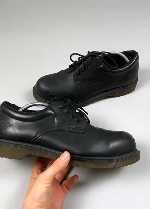 Мужские туфли ботинки dr. martens industrial 45 размер