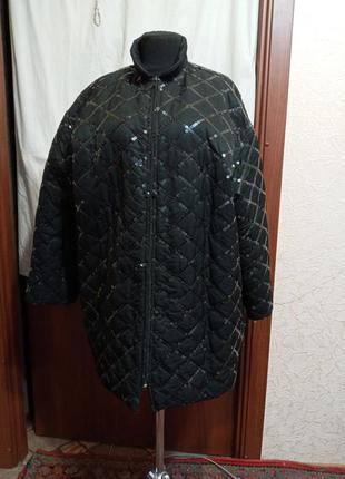 Пальто ,деми, батал,р.60,64,66, ц.980 гр