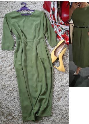 Очень оригинальное платье с карманами, cream rouge/турция,  р. м