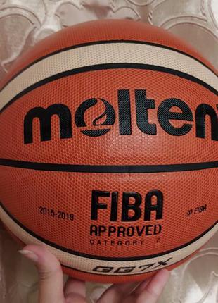 Баскетбольний мяч