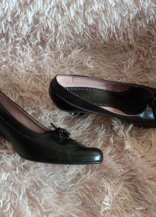 Комфортные туфли  clarks