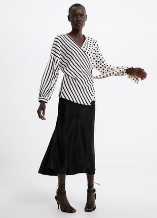 Новая рубашка блуза zara 2021