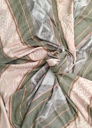 ❤️ брендовый большой платок
