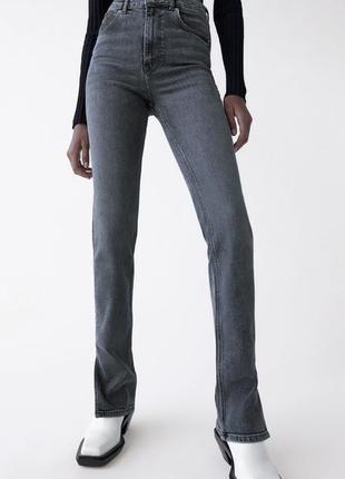 Дуже класні джинси zara з розрізами