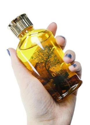 Оливковое масло для тела и волос wokali organic olive oil wkl554 120 мл