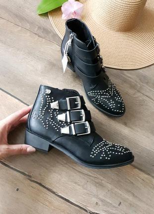 Ботинки демисезон tom tailor, германия 37размер