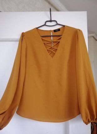 Красивая блуза, кофточка