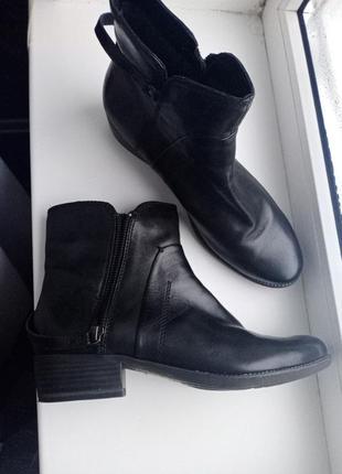 Ботинки тамарис