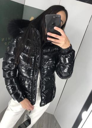 Шикарный пуховик куртка монклер италия 🇮🇹
