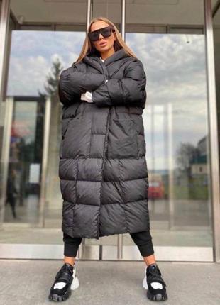 Женская зимняя куртка зефирка❄️
