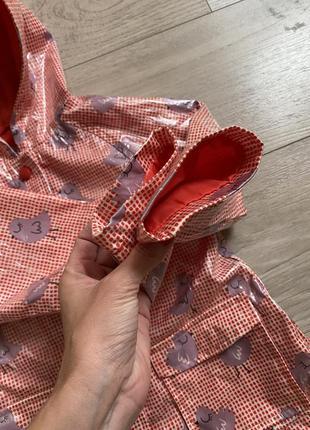 Пальто дощовик m&s