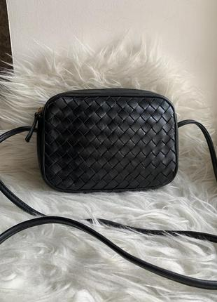 Кожаная классная сумочка