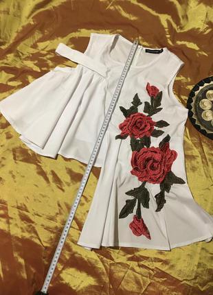 Шикарная кофточка блуза