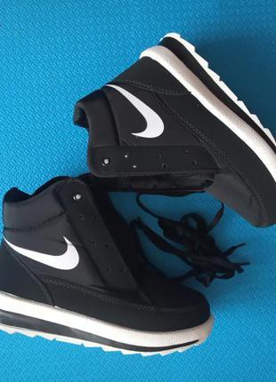 Зимние ботинки, кроссовки