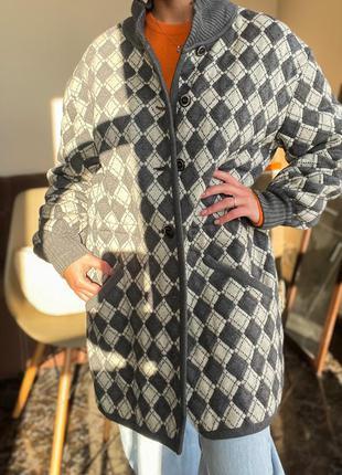 Пальто, кардиган balmain оригинал