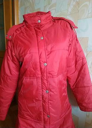 Курточка удлиненная vero moda .