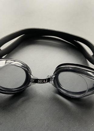Очки для плавания, бассейна, плавательные очки seaj