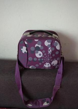 Чемодан валіза сумка косметичка  барсетка для визажа
