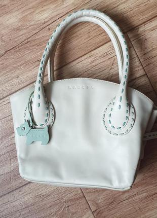 Маленькая брендовая сумочка в руку от radley