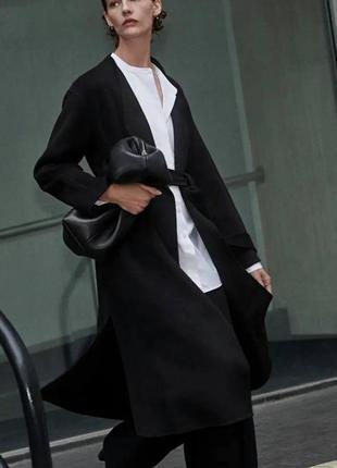 Кашемировое пальто cos