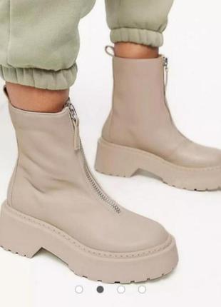 Ботинки сапоги missguided