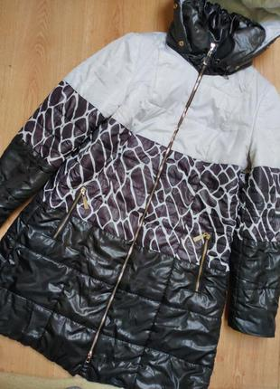 Куотка удлиненная , пальто