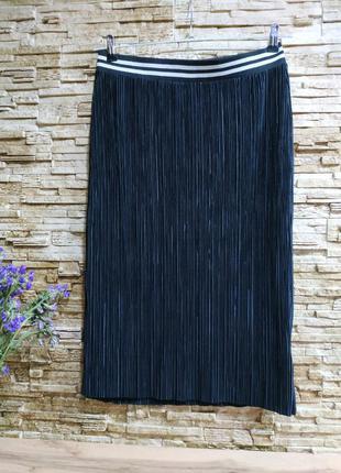 Плиссированная, гофрированная юбка / спортшик