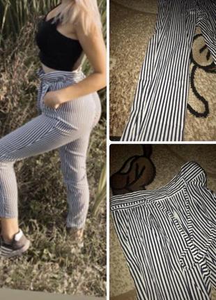 Штаны, штаны в полоску, штанишки, полосатые штаны