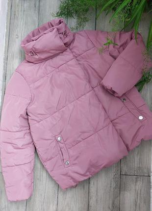 Объёмная куртка на синтепоне