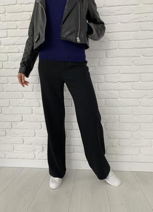 Фирменные брюки-палаццо