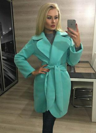 Женское кашемировое пальто распродажа