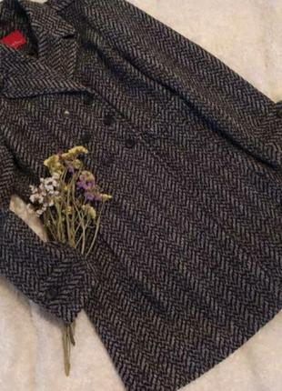 Двуборне пальто size m