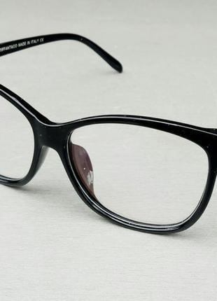 Tiffany & co очки женские имиджевые оправа для очков черная с золотом