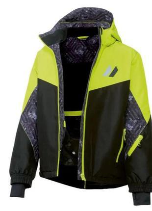 Термо куртка crivit германия р. 134-140 лыжная лижна