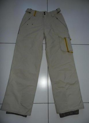 Лыжные штаны унисекс - quechua eur. m - полиамид