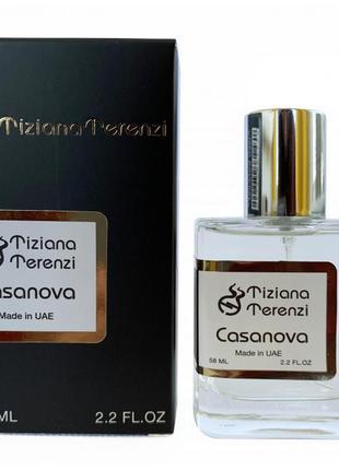 Tiziana terenzi casanova perfume newly унисекс