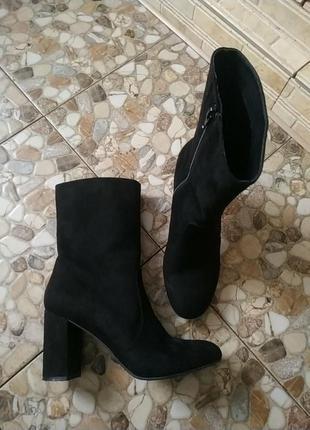 Осінні чобітки розмір 39